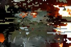 datamoshed-carcrash-and-fire-gli