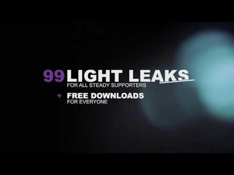 99 Light Leaks Free Premium